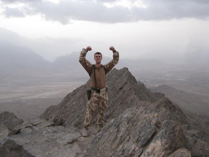 mark in afghan